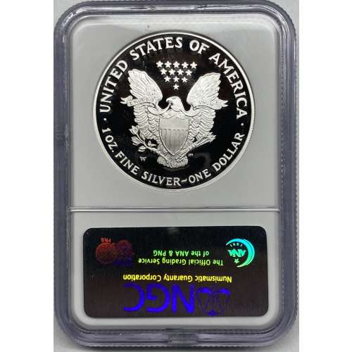 2007 EARLY RELEASES ULTRA CAMEO NGC PF-69