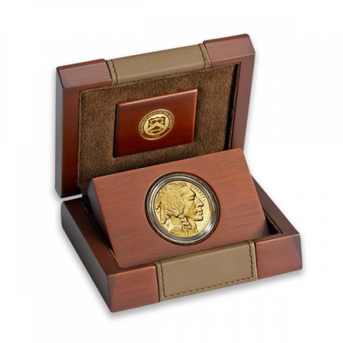 Any Year - 1oz Gold Buffalo  Proof - with Original Govt Packaging