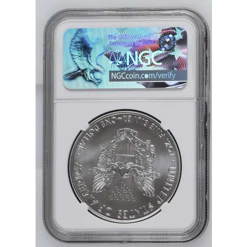 2017 FIRST DAY OF ISSUE  NGC MS-70