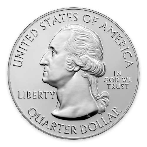 2019 5oz Silver America the Beautiful Lowell National Historical Park