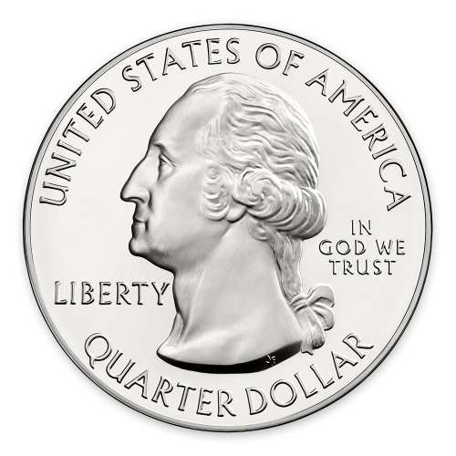 2013 5 oz Silver America the Beautiful Great Basin National Park