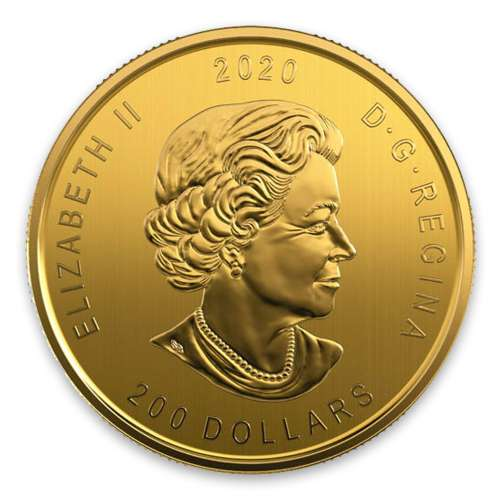 2020 Canadian Gold