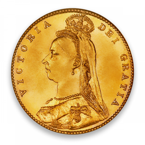 Any Year British Gold  1/2 Sovereign